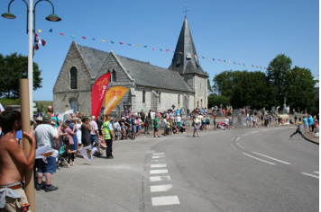 Passage du Tour de France - 9 Juillet 2015 Jean michel grange